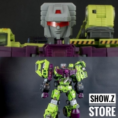 [Pre-Order] Generation Toy GT-09 Upgrade Kit for GT-06 Devastator