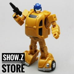 [Pre-Order] Mech Planet Hot Soldiers HS-13 MP21G Goldbug