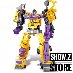 Yuexing Devastator Full Set of 6