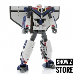 ToyWorld TW-06 Evila Star Astrotrain White Version