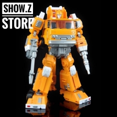 MakeToys MT MTRM-05 Wrestle Grapple