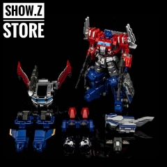 Maketoys MT MTCD-03 Thunder Manus God Ginrai w/ Divine Suit
