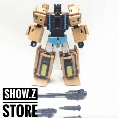 Zeta Toys ZA-05 Racket Swindle ZA05