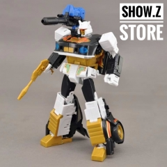 MakeToys MTRM-09SP Bounceback Jazz Ricochet