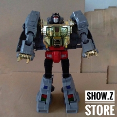 4th Party G1 Grimlock Japanese Version Color Scheme Oversized MP08