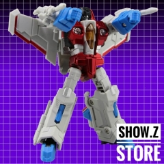 TVM Eagle Fighter-Red EX-20R Wing of Tyrant Red Oversized Version Starscream