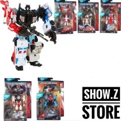 HaiZhiXing HZX Combiner Wars Defensor Set of 5