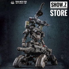 JoyToy Source Acid Rain TK01 Tiekui Mech & Multifuctional Vehicle & Turret Black Version