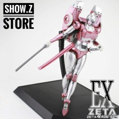 Zeta Toys EX-05 Arc Arcee Metallic Version