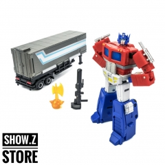 DX9 X34 Dutch Optimus Prime w/ Trailer