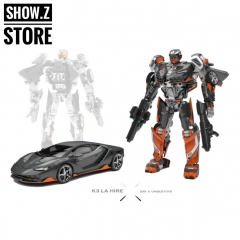 [Pre-Order] DX9 K3 La Hire Rodimus Hot Rod