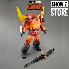 DX9 D06 Carry Hot Rod Rodimus