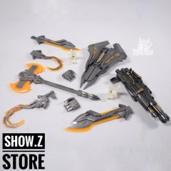 [USA BUYER ONLY][Sample] Mr-Bucket MR-01 Weapons Upgrade Kit for Leader OP