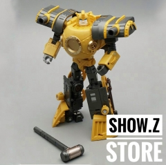 Mech Planet Hot Soldiers HS-14 HS14 Iron Hero Bumblebee Hearts of Steel