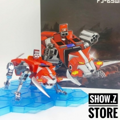 [Spain Buyer Only][Sample]Fantasy Jewel FJ-BSW01 Red lion Voltron Defender of the Universe