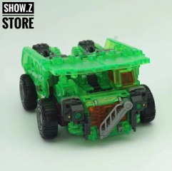 [Pre-Order] NBK NBK-05C Dump Truck Long Haul Clear Version