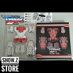 Transform Dream Wave TDW TCW-03 Superion Upgrade Kit