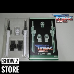 Transform Dream Wave TDW TCW-05 Sixshot Upgrade Kit