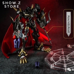 TungMung EX DM-01B Omegamon Omega-X Digital Monster Black Version