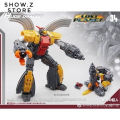 MechFansToys MFT MF-34 Huge Dragon Omega Supreme Mech Fans Toys