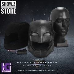 Bretoys 002 1:1 Life-Size Batman Helmet Batman VS Superman