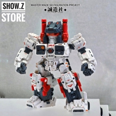 Master Made SDT-01 SDT01 Titan Mobile City Metroplex