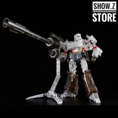 Toy House Factory THF Dynastron MP-36 Megatron Clear Version