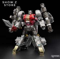 [Pre-Order] G-Creation Shuraking SRK-01 SRK01 Thunderous Sludge