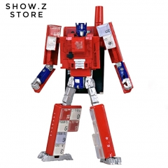 Takara au x Transformers Project Infobar Optimus Prime Nishikigoi JP Exclusive