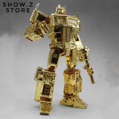[SAMPLE][US Buyer Only]4th Party MP10G MP-10G Optimus Prime Gold Lagoon Edition