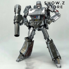 4th Party MP36CS Megatron Magten Silver Paint Cell Shaded Version 2