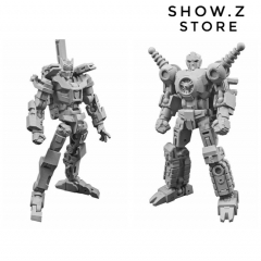 "[Pre-Order] IronFactory IF EX-32 EX32 EX-33 EX33 Phecda & Mizar Spirits of The ""D.E.C"" Vos Kaon Set of 2"