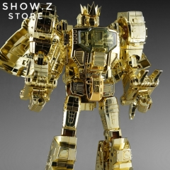 [Pre-Order] 4th Party MP08G MP-08G Grimlock Oversized Gold Version