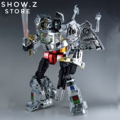 [Pre-Order] 4th Party MP08S MP-08S Grimlock Oversized Chrome Version