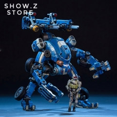 JoyToy Source Acid Rain Mecha TK02 Tiehai All-Terrain Transformable Mech Version