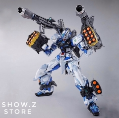 [Pre-Order] Metal Club MC 1/100 MBF-P03 Gundam Astray Blue Frame SEED Metal Build
