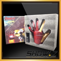 Cattoys 1:1 Iron Man Glove Palm Replica w/ LED Wearable