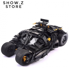 [No Box] Lepin 07060 The Tumbler 76023 1909Pcs DC Comics Super Heroes Series Batman The Dark Knight