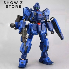 FunHobby 1/100 BD-01 BD01 RX-79BD-1 Blue Destiny Gundam Metal Build