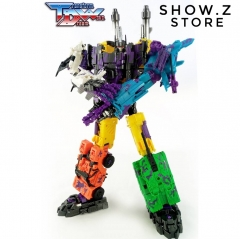 Transform Dream Wave TDW TCW-01G G2 Bruticus Upgrade Kit