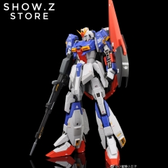 Tomemei 1/100 M-02 MSZ-006 Zeta Gundam Cita Z Plus Metal Build