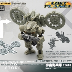 MechFansToys Mech Fans Toys MFT Lost Planet Powered-suit DA12 & DA13 Desert Color Version