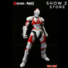 Dimension Studio & Model Principle 1/6 Ultraman Inshi Model Kits Normal Color Version