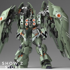 [Pre-Order] Steel Legend 1/100 SL-01 SL01 NZ-666 Kshatriya Gundam Unicorn Metal Build Style