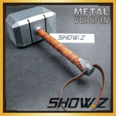 [Sample][UK Buyer Only] Show.Z 1/1 Avengers Thor Mjolnir Hammer Replica Prop