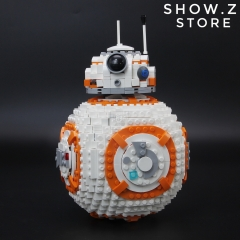 [No Box] Lepin 05128 BB8 75187 1238Pcs Star Series The Force Awakens