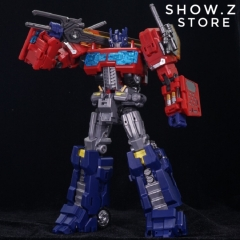 LegendaryToys LT-03 LT03 Optimus Prime MTCD-01 God Ginrai Thunder Manus MP-10