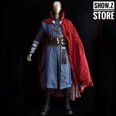 Killerbody Dr. Strange 1/1 Scale Costume Set w/ Full Scale Necklace Included