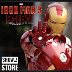 Killerbody 1:1 Iron Man MK7 Wearable Armour Finished Version Wearable Suit
