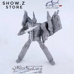 [Pre-Order] GigaPower GP HQ-05 Gaudenter Blue Metallic Version
